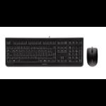 CHERRY DC 2000 keyboard USB QWERTY UK English Black