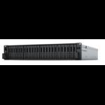 "Synology FX2421 storage drive enclosure HDD/SSD enclosure Black 2.5"""