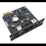 APC UPS Network Management Card 2 - Ethernet Connectivity, Black AP9631