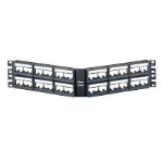 Panduit CPPLA48WBLY patch panel