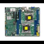 Supermicro X10DRL-iT LGA 2011 (Socket R) Intel® C612 ATX