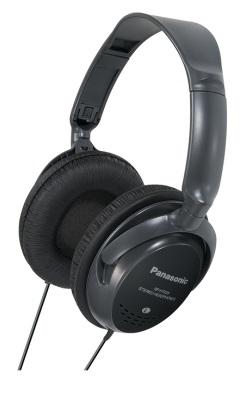 Panasonic RP-HT225 Headphones Head-band Black