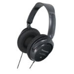 Panasonic RP-HT225 Black Circumaural Head-band headphone