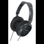 Panasonic RP-HT225 Black Circumaural Head-band headphone