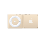 Apple iPod shuffle 2GB MP3 player 2GB Gold