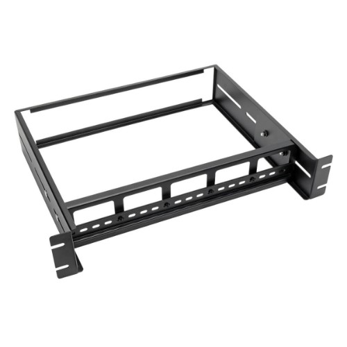 Tripp Lite Adjustable Rack-Mount DIN Rail Kit – Top Hat, Mini Top Hat and G-Style Rails