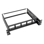 Tripp Lite Adjustable Rack-Mount DIN Rail Kit – Top Hat, Mini Top Hat and G-Style Rails