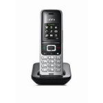 Unify OpenScape S5 IP phone Black, Silver Wireless handset