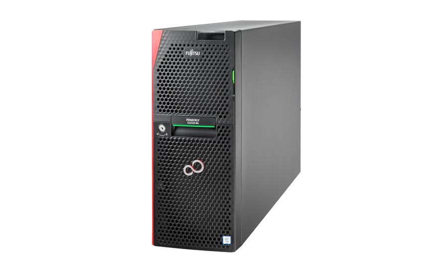 Fujitsu PRIMERGY TX2550 M4 2.2GHz 4114 800W Tower server