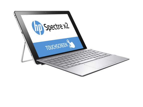 "HP Spectre x2 12-a001na 0.9GHz m3-6Y30 12"" 1920 x 1200pixels Silver"