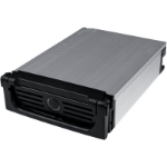"ICY BOX IB-138SK-B-II 3.5"" Black"