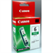 Canon 9473A002 (BCI-6 G) Ink cartridge green, 390 pages, 13ml