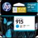 HP 915 1 pc(s) Original Standard Yield Cyan
