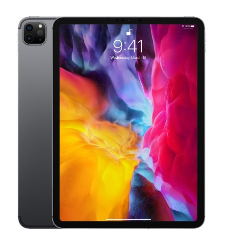 "Apple iPad Pro 27.9 cm (11"") 256 GB Wi-Fi 6 (802.11ax) Grey iPadOS"