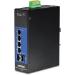 Trendnet TI-G642i Gestionado L2 Gigabit Ethernet (10/100/1000) Negro