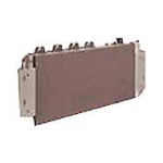 Hewlett Packard Enterprise 252663-B34 4AC outlet(s) 1U Brown power distribution unit (PDU)