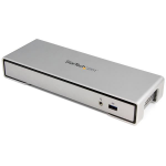 StarTech.com Thunderbolt 2 4K Docking Station for Laptops - Includes TB Cable