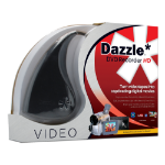 Corel Dazzle DVD Recorder HD Internal USB 2.0 video capturing device
