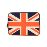 "Urban Factory Laptop Sleeve Neoprene 10"" UK Flag"
