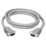 "Black Box EDN12H-0020-FF serial cable Beige 236.2"" (6 m) DB9"