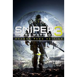Microsoft Sniper Ghost Warrior 3 Season Pass Edition Xbox One Video game downloadable content (DLC) Sniper: Ghost Warrior 3