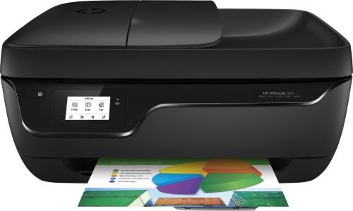 HP OfficeJet 3831 1200 x 1200DPI Thermal Inkjet A4 8ppm Wi-Fi