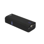 PNY PowerPack P-B5200-22GM4A01-RB Lithium-Ion (Li-Ion) 5200mAh Zwart powerbank