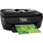 HP OfficeJet 5740 e-AiO Inkjet A4 Wi-Fi Black