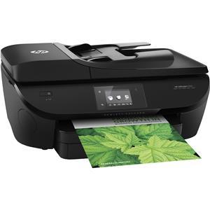 HP OfficeJet 5740 e-AiO Inkjet A4 Wi-Fi Black