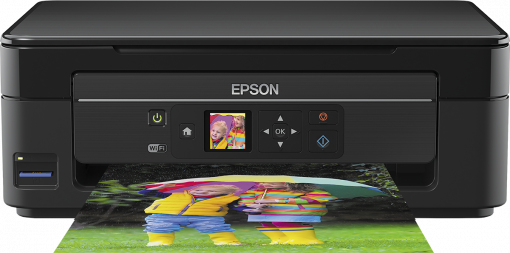 Epson Expression Home XP-342 Inkjet A4 Wi-Fi Black