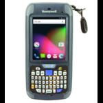 "Honeywell CN75E 3.5"" 480 x 640pixels Touchscreen 491g Black handheld mobile computer"