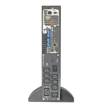 APC SUM3000RMXLI2U 3000VA Black uninterruptible power supply (UPS)