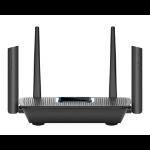 Linksys MR9000 wireless router Tri-band (2.4 GHz / 5 GHz / 5 GHz) Gigabit Ethernet Black