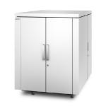 APC NetShelter CX 24U Freestanding rack White