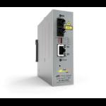 Allied Telesis AT-IMC200TP/SC-980 network media converter 100 Mbit/s 1310 nm Grey
