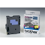 Brother TX-641 P-Touch Ribbon, 18mm x 15m