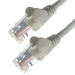DP Building Systems 31-0005G 0.5m Cat6 U/UTP (UTP) Grey networking cable