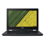 "Acer Chromebook R751T-C6LD 1.10GHz N3350 Intel® Celeron® 11.6"" 1366 x 768pixels Touchscreen Black Hybrid (2-in-1)"