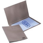 Elba 100090216 folder A4 Polypropylene (PP) Brown