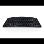 Accuratus An Accuratus keyboard; the CurveRF is a 2.4Ghz wireless mini keyboard. The contoured Arc mini keyboa