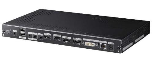 Samsung SBB-SS08FL1 thin client A12 Black 1.3 kg