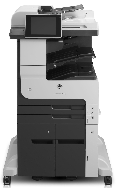 HP LaserJet Enterprise MFP M725z+ 1200 x 1200DPI Laser A3 41ppm