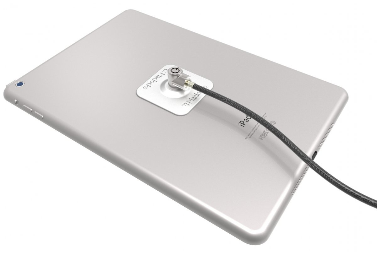 Compulocks Universal Tablet Lock Acero inoxidable