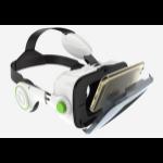 HYPER BOBOVR Z4 Smartphonegebaseerd headmounted display 410g Zwart, Wit