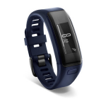Garmin 010-01955-02 Wireless Wristband activity tracker Blue activity tracker