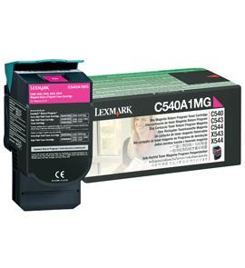 Lexmark C540A1MG Toner magenta, 1000 pages