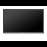 "Vivitek NovoTouch EK650i Interactive flat panel 165.1 cm (65"") IPS 4K Ultra HD Black Touchscreen Built-in processor Android 7.0"