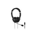 Kensington K97457WW headphones/headset Head-band Black