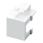 Cablenet Blank Keystone White