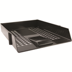 Q-CONNECT Q CONNECT LETTERTRAY BLK